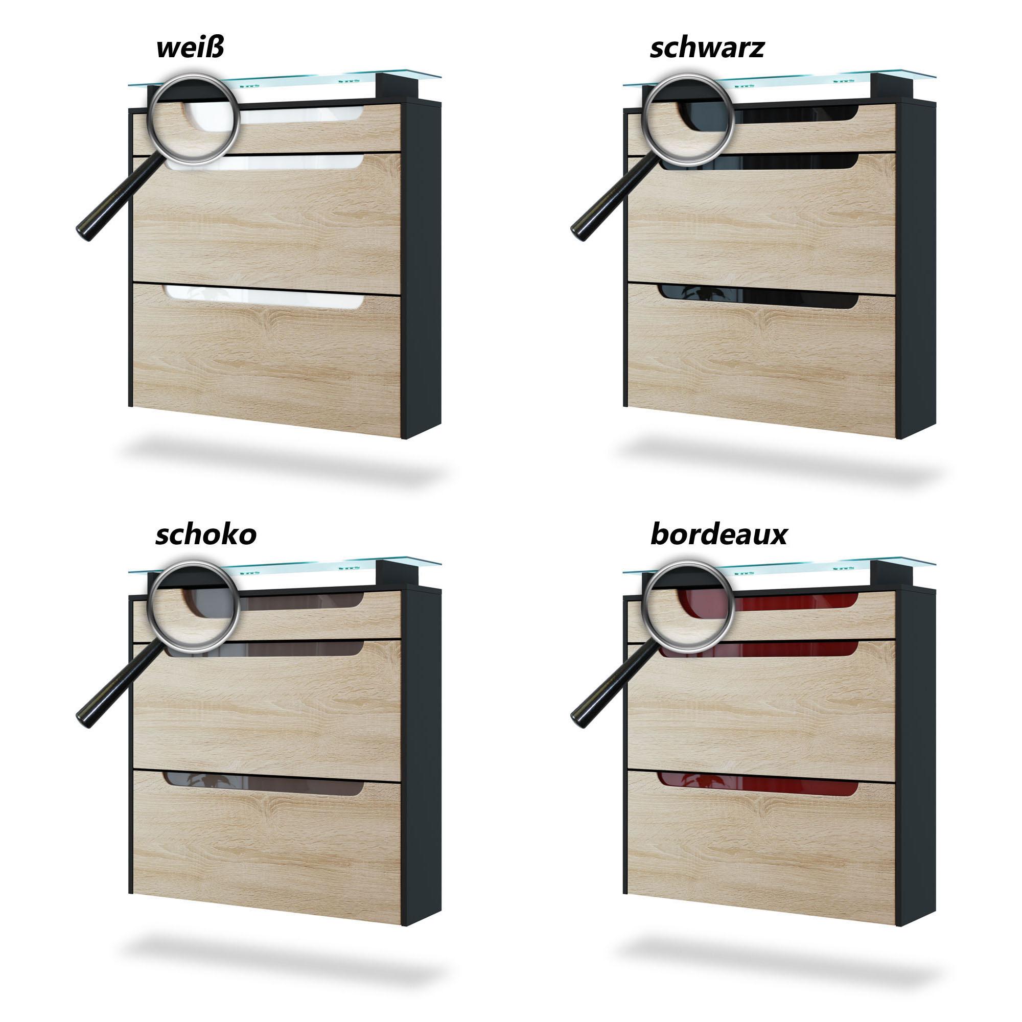 schuhschrank schuhkipper schuh regal h nge flur schrank. Black Bedroom Furniture Sets. Home Design Ideas