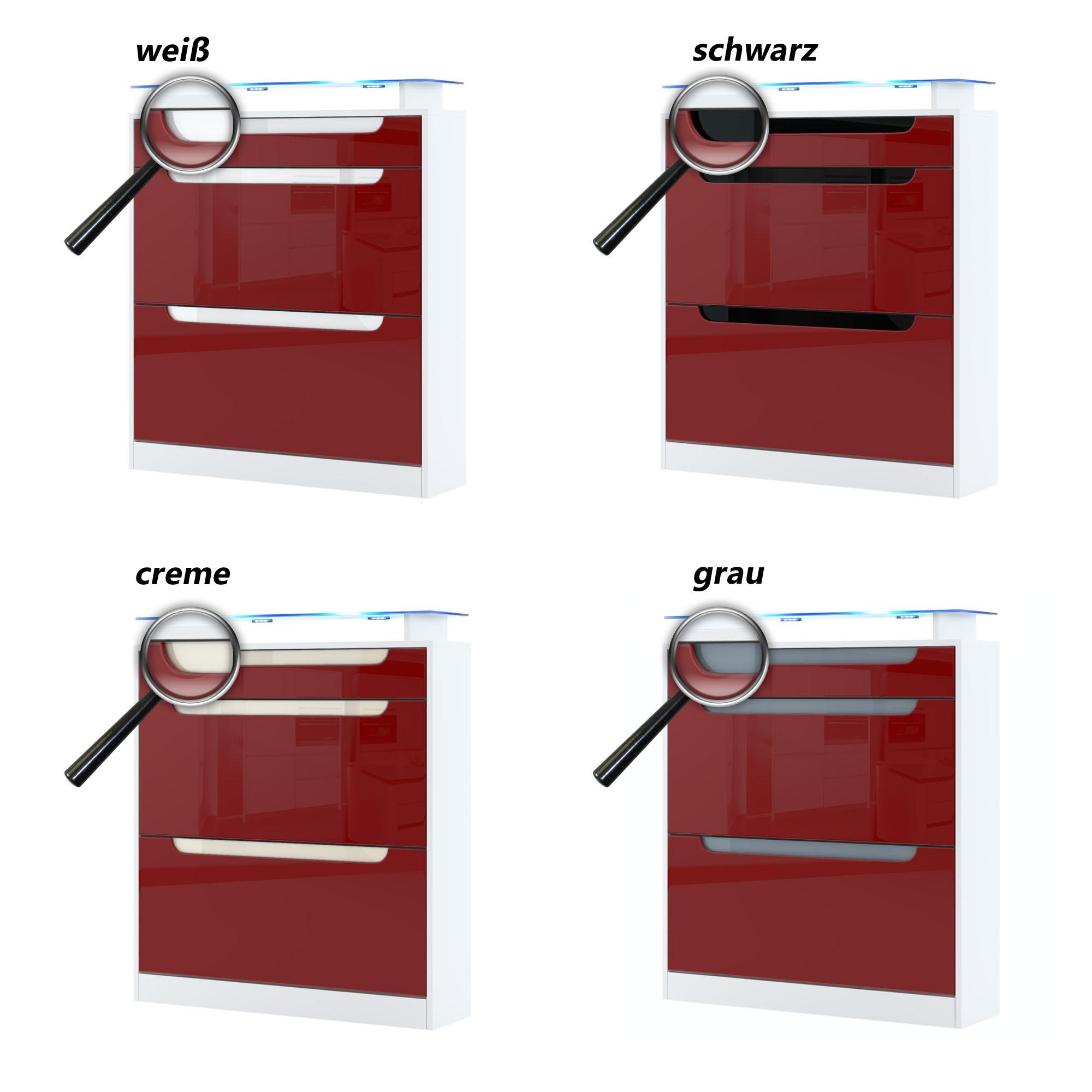 schuhschrank schuhkipper schuhregal flur regal schrank. Black Bedroom Furniture Sets. Home Design Ideas