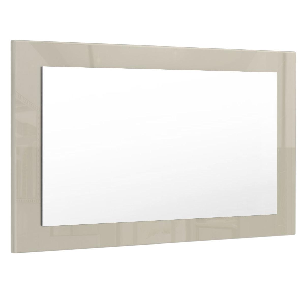 Miroir mural lima en 3 tailles et 16 coloris ebay for Miroir mural grande taille